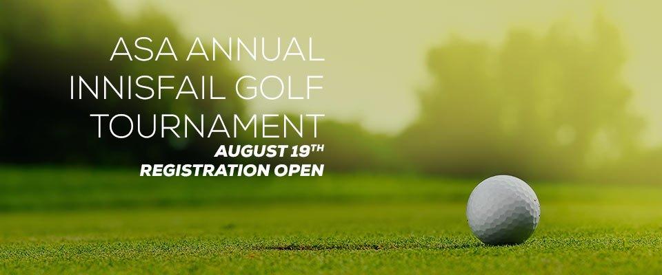 2015 ASA Annual Innisfail Golf Tournament